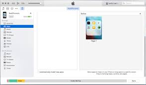 How to Transfer Apps to iPhone on Mac