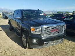 2015 GMC Sierra K15 For Sale At Copart Colorado Springs, CO Lot ...