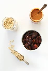 3 Ingredient Vegan Peanut Butter Larabars Glutenfree Minimalistbaker