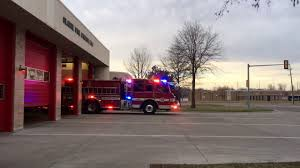 Olathe Ks Fire Station 1 Responding - YouTube Deep South Fire Trucks Olathe Ks Apparatus More Flickr Sutphen Wikipedia Nc Transportation Museum To Host 4th Annual Truck Festival F8 And Be There Truckapalooza Suppression History City Of Wellington Kansas 1982 Gmc 7000 Pumper Fire Truck Item Db2840 Sold Februa Sterling Official Website Department Baldwin Has New Chief For First Time In 35 Years News Overland Park