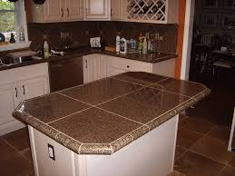 things of granite tile countertops innonpender