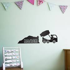 Personalised Dump Truck Wall Art By Vinyl Revolution ... Cartoon Fire Truck New Wall Art Lovely Fire Truck Wall Art Mural For Boys Rooms Gavins Room Room Dump Decor Dumper Print Cstruction Kids Bedrooms Nurseries Di Lewis Nursery Trucks Prints Smw267c Custom Metal 1957 Classic Chevy Sunriver Works Ford Fine America Ben Franklin Crafts And Frame Shop Make Your Own Vintage Smw363 Car 1940 Personalized Stupell Industries Christmas Tree Lane Red Zulily Design Running Stickers For Vinyl