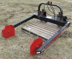 Used Deweze Bale Beds For Sale by Deweze 165qa Bale Hugger Item F4698 Sold February 27 Ag