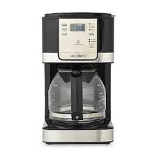 Mr Coffee JWX27 12 Cup Programmable Maker