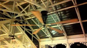 fanimation custom made belt drive bourbon street ceiling fans at