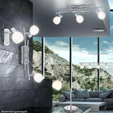 led wand leuchte deckenle strahler spots wohnzimmer