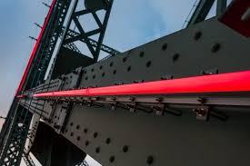 cartier siege social le projet de mise en lumière du pont jacques cartier exposé à