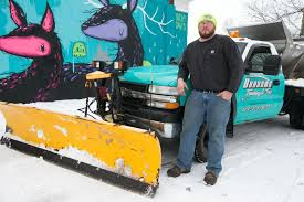 100 Bill Hall Jr Trucking Plows Mean Business Making Money On Cold Streets Of Winter
