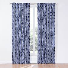 Waverly Fabric Curtain Panels by Amazon Com Waverly 12458050x084ind Lovely Lattice 50 Inch By 84