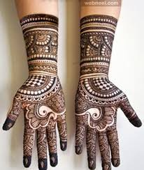 60 Beautiful and Easy Henna Mehndi Designs for every occasion Part 3
