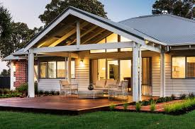 104 Rural Building Company The Karri Creek Traditional Contemporary Exterior Perth By The Houzz