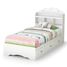 Aerobed With Headboard Twin by White Twin Storage Bed With Headboard 983