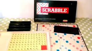 Standard Scrabble Tile Distribution by Scrabble Board Game By Spears Games 1955 Youtube