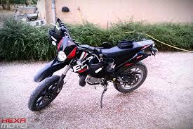 du début au débridage de votre 50cc hexa moto