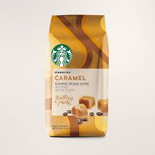 StarbucksR Caramel Flavored Coffee