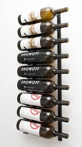 Magnum Champagne Bottle Metal Wine Rack 9 to 18 bottles