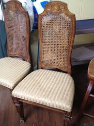 Exclusive Design Cane Back Dining Chairs 32 On Wicker Room