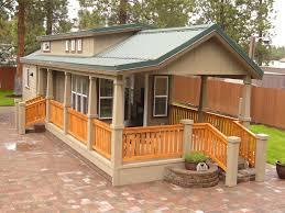 Park Model  Crown Villa RV Resort – Bend Oregon