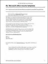 2018 Professional Libreoffice Resume Template Customize