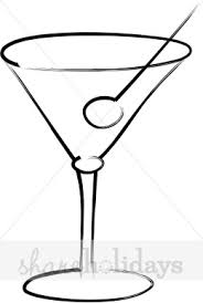 Martini Glass Clip Art Free Pear Clipart Orange With Green Leaf Deep Red Apple