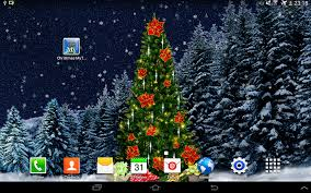 Type Of Christmas Tree Lights by Christmas Tree Live Wallpaper Android Apps On Google Play