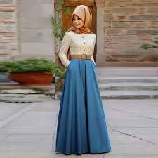 muslim maxi skirt promotion shop for promotional muslim maxi skirt