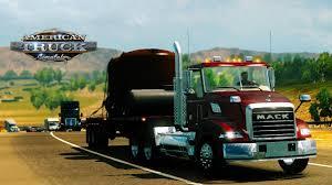 MACK TIBURON TRUCK V1.0.0 - ATS Mod | American Truck Simulator Mod