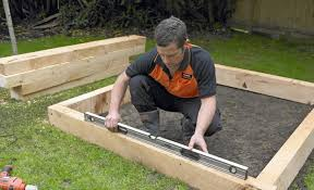 Raised Bed Soil Calculator by How To Build A Raised Vegetable Garden Guides Mitre 10