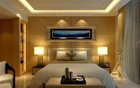 Luxury Master Bedrooms With Vanity And Elegant Bed And Bench