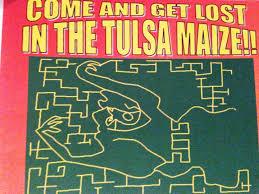 Tulsa Pumpkin Patch 2015 by Tulsa Corn Maize Haunted Maize Jack Schlakewy Broken Arrow Ok