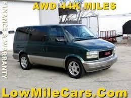 2003 GMC Safari SLT AWD
