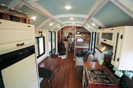 100 House Conversions This School Bus Conversion May Be The Most Impressive One