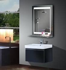 bathroom cabinet with mirror and lights medium size of bathrooms