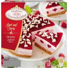 coppenrath wiese lust auf torte himbeer joghurt torte