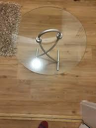 rolf tisch wohnzimmertisch couchtisch massiv glas wie