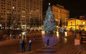 Silver Tip Christmas Tree Oregon by The Best Christmas Trees In The United States Travel Leisure
