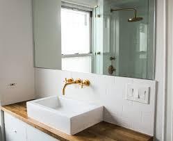 Ikea Hack Vessel Sink by Vote For The Best Bath Space In The Remodelista Considered Design