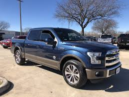 Pre-Owned 2015 Ford F-150 King Ranch Crew Cab Pickup In San Antonio ...