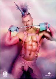 The Sexiest Gay SM Unicorn Photo Shoot Youve Ever Seen