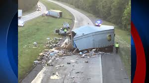 100 Ups Truck Accident UPDATE Details Released In I20 Truck Crash