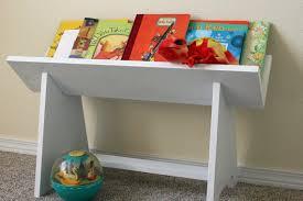 kids book storage shelf woodworking plans