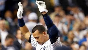 Alex Rodriguez Passes Willie Mays With 661st Home Run