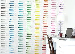 papier peint pour bureau papier peint nuancier medium papier peint nuancier united colors of