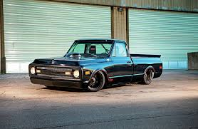 1970 Chevy C10 - Summers & Sons' Nasty C10 - Hot Rod Network
