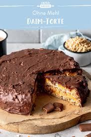 daim torte einfach ohne mehl