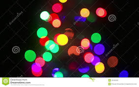 Blinking Xmas Tree Lights by Christmas Treee With Blinking Lights Stock Video Footage Video