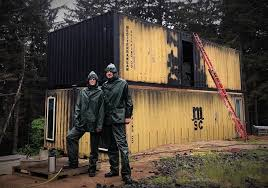 104 Building House Out Of Shipping Containers F The Grid Dream Steel Container Becomes Reality