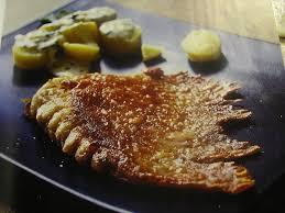 comment cuisiner une raie aile de raie rôtie au beurre vert le des gourmands