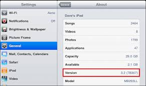 How do I update the firmware on my Apple iPad Ask Dave Taylor
