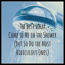 Caillou Pees In The Bathtub by The Best Ideas Come To Me In The Shower But So Do The Most